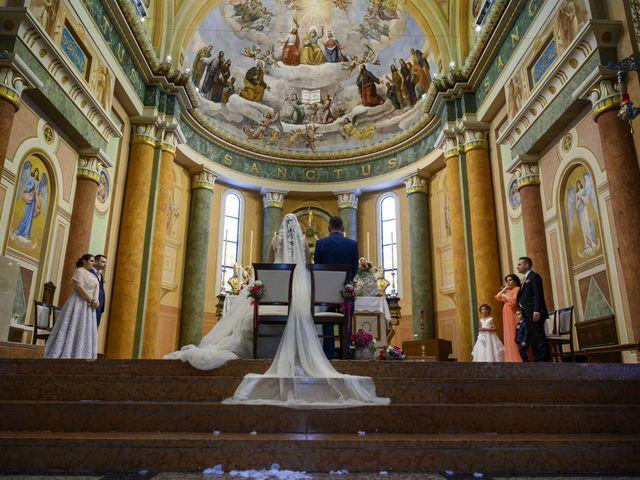 Il matrimonio di Emiliano e Maria a Nerviano, Milano 15