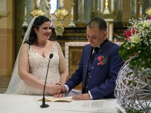 Il matrimonio di Emiliano e Maria a Nerviano, Milano 18
