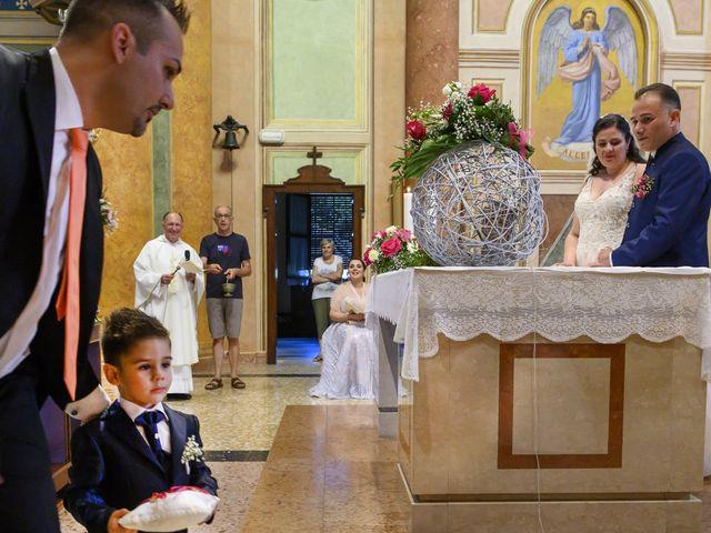 Il matrimonio di Emiliano e Maria a Nerviano, Milano 19