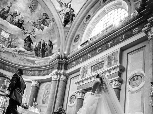 Il matrimonio di Emiliano e Maria a Nerviano, Milano 22