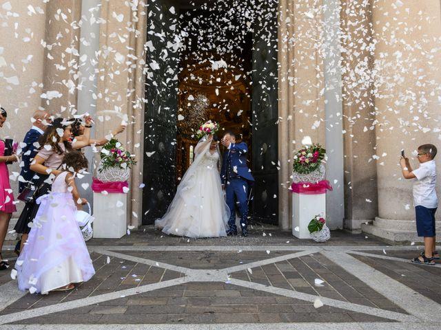 Il matrimonio di Emiliano e Maria a Nerviano, Milano 23