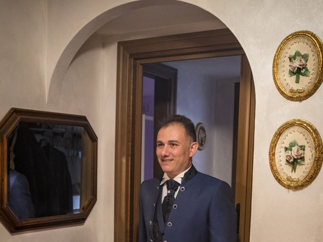 Il matrimonio di Emiliano e Maria a Nerviano, Milano 5