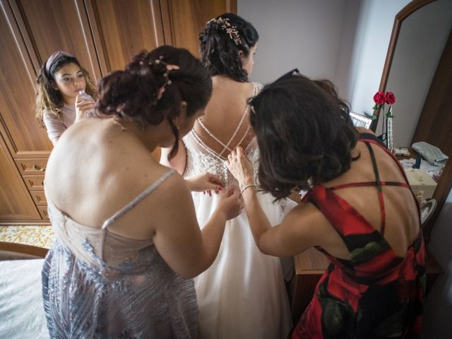 Il matrimonio di Emiliano e Maria a Nerviano, Milano 11