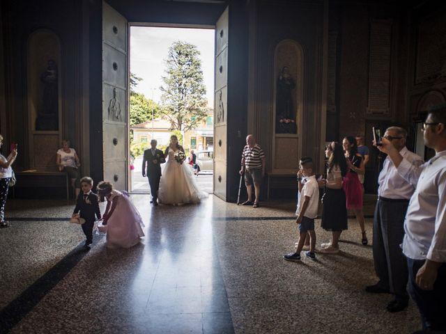 Il matrimonio di Emiliano e Maria a Nerviano, Milano 14