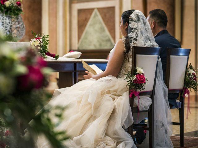 Il matrimonio di Emiliano e Maria a Nerviano, Milano 16