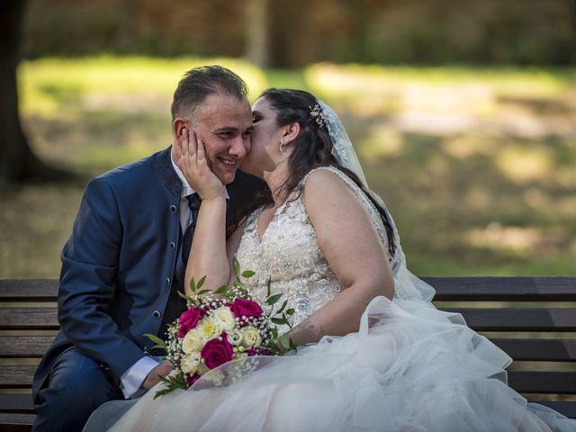 Il matrimonio di Emiliano e Maria a Nerviano, Milano 27
