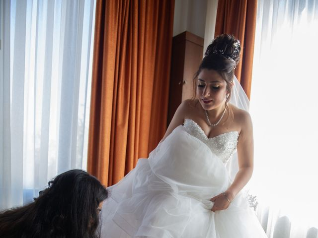Il matrimonio di Emanuele e Samaneh a Rimini, Rimini 15