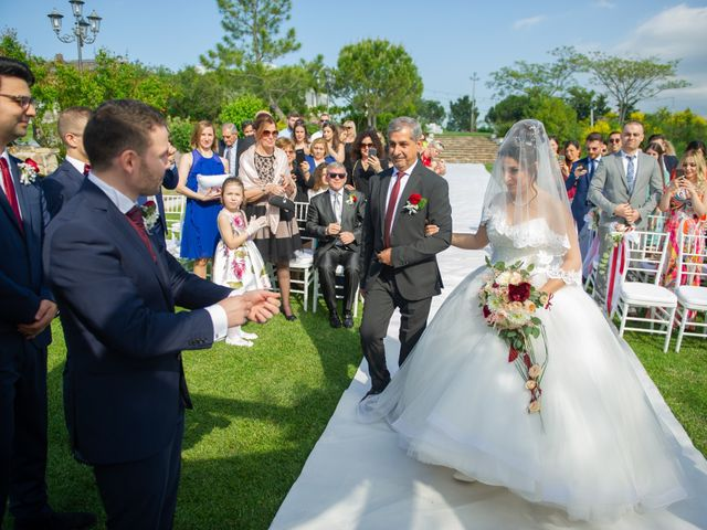 Il matrimonio di Emanuele e Samaneh a Rimini, Rimini 18