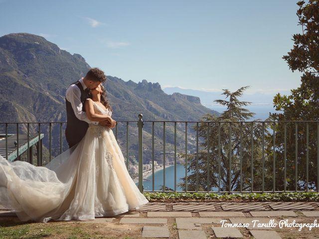 Il matrimonio di Federica e Rosario a Cava de' Tirreni, Salerno 1