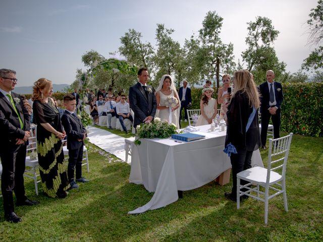 Il matrimonio di Giovanni e Giusy a Pistoia, Pistoia 14