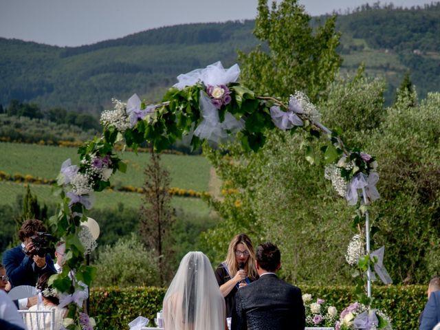 Il matrimonio di Giovanni e Giusy a Pistoia, Pistoia 16