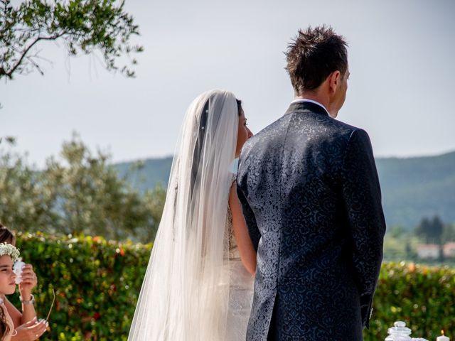 Il matrimonio di Giovanni e Giusy a Pistoia, Pistoia 17