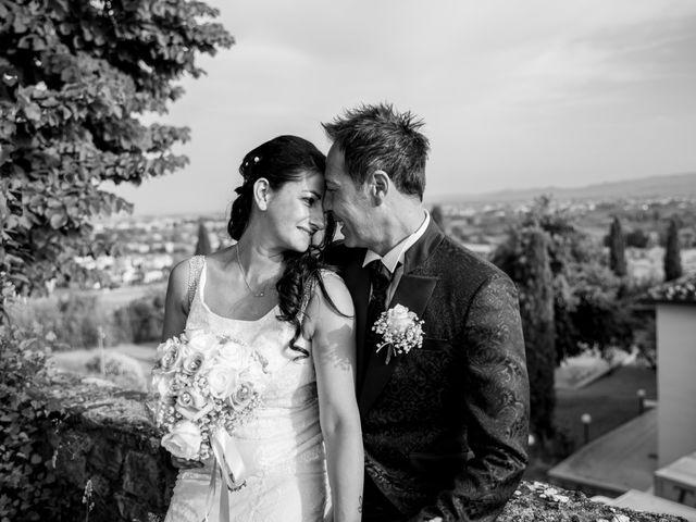Il matrimonio di Giovanni e Giusy a Pistoia, Pistoia 22