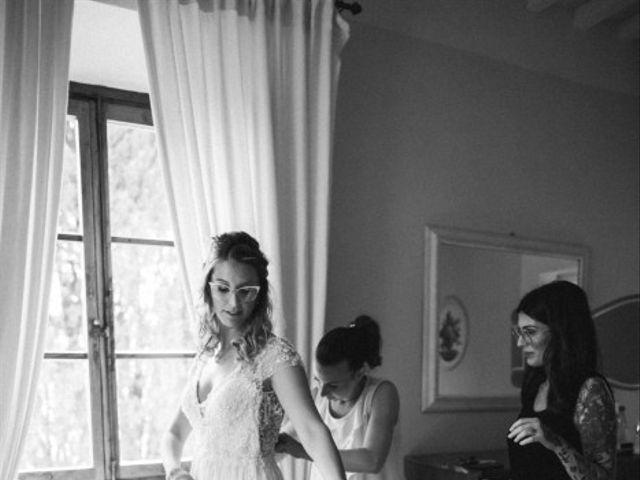 Il matrimonio di Lorenzo e Sara a Vinci, Firenze 21