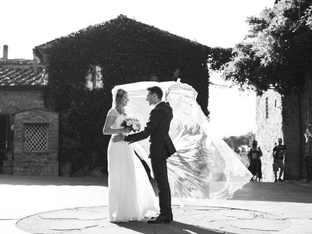 Il matrimonio di Lorenzo e Sara a Vinci, Firenze 39