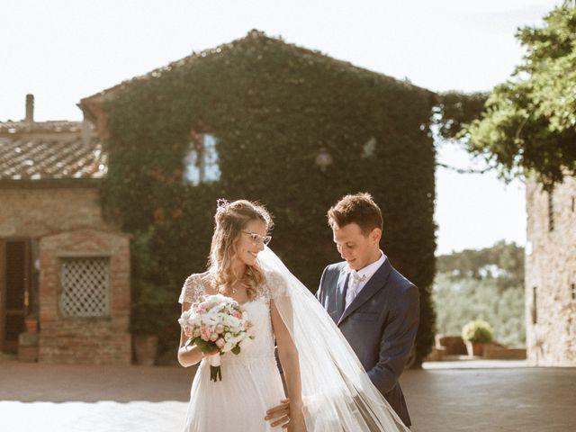 Il matrimonio di Lorenzo e Sara a Vinci, Firenze 41