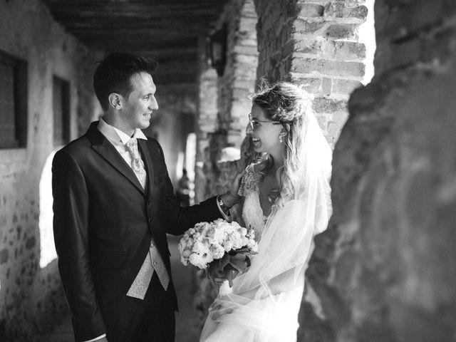 Il matrimonio di Lorenzo e Sara a Vinci, Firenze 43