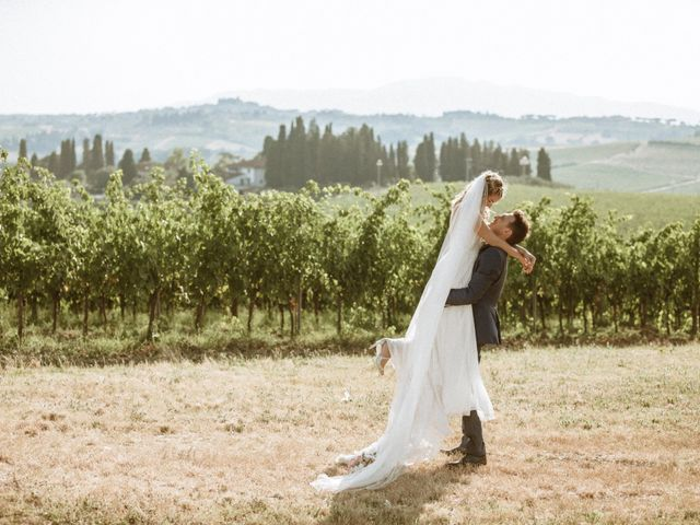 Il matrimonio di Lorenzo e Sara a Vinci, Firenze 45
