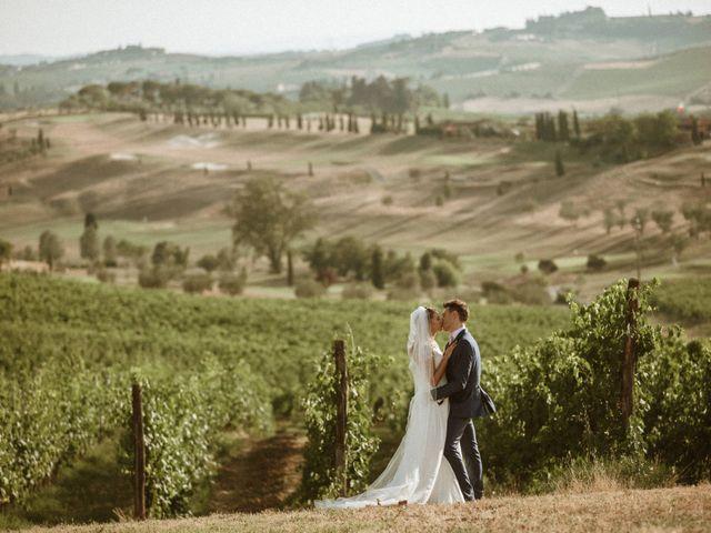 Il matrimonio di Lorenzo e Sara a Vinci, Firenze 1