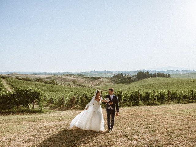 Il matrimonio di Lorenzo e Sara a Vinci, Firenze 51