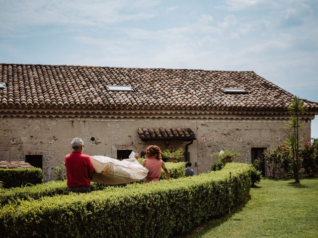 Il matrimonio di Max e Annalisa a Locri, Reggio Calabria 8