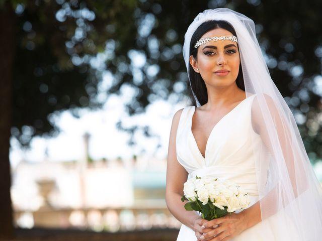 Il matrimonio di Salvatore e Homa a Roma, Roma 5