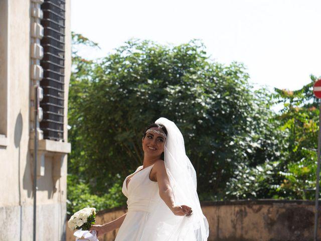 Il matrimonio di Salvatore e Homa a Roma, Roma 6