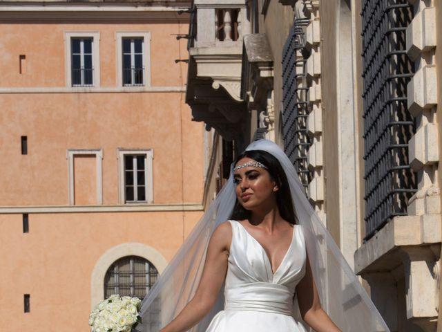 Il matrimonio di Salvatore e Homa a Roma, Roma 7
