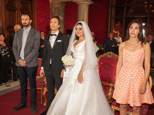 Il matrimonio di Salvatore e Homa a Roma, Roma 10