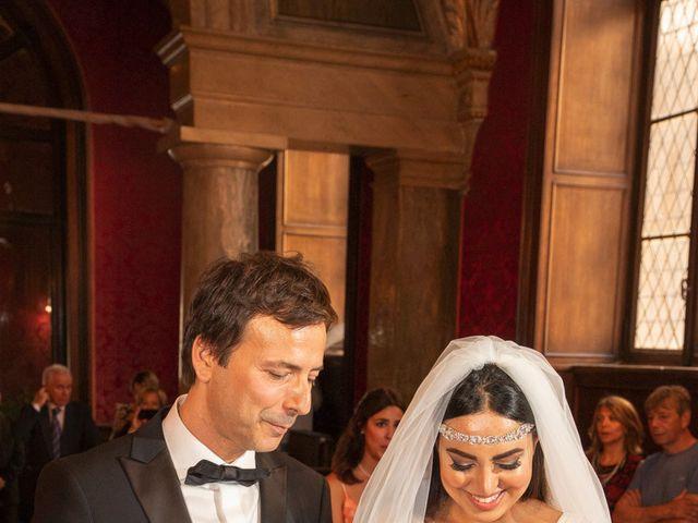 Il matrimonio di Salvatore e Homa a Roma, Roma 11