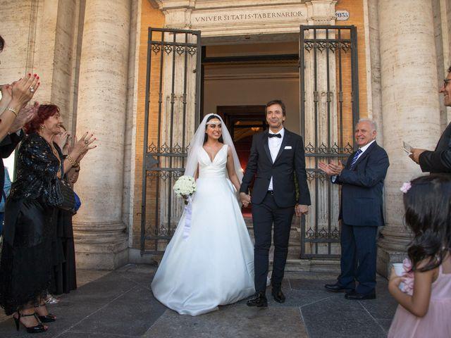 Il matrimonio di Salvatore e Homa a Roma, Roma 14