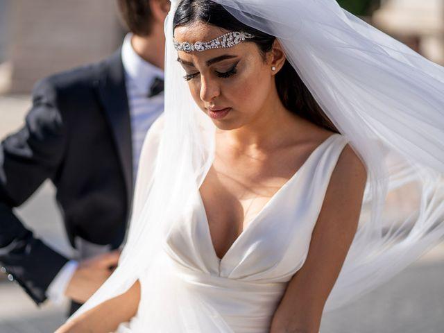 Il matrimonio di Salvatore e Homa a Roma, Roma 15