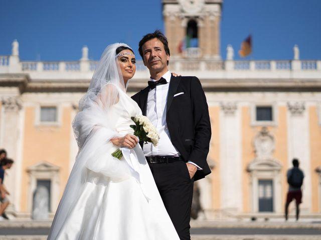 Il matrimonio di Salvatore e Homa a Roma, Roma 17