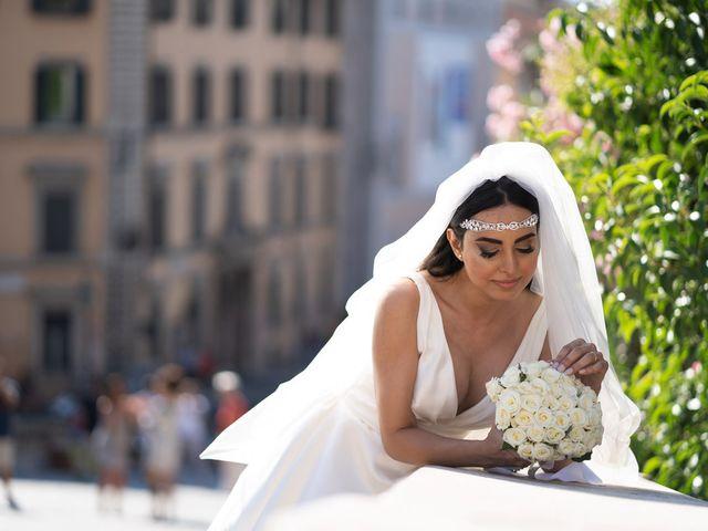 Il matrimonio di Salvatore e Homa a Roma, Roma 19