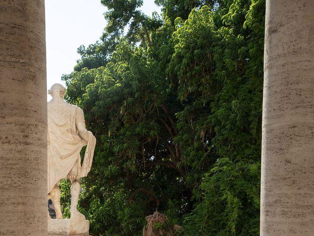 Il matrimonio di Salvatore e Homa a Roma, Roma 20