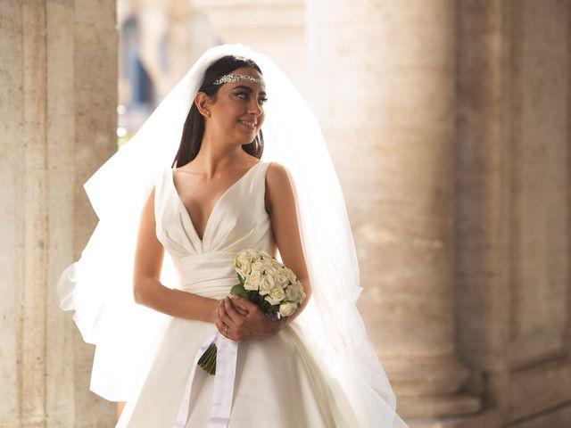 Il matrimonio di Salvatore e Homa a Roma, Roma 21