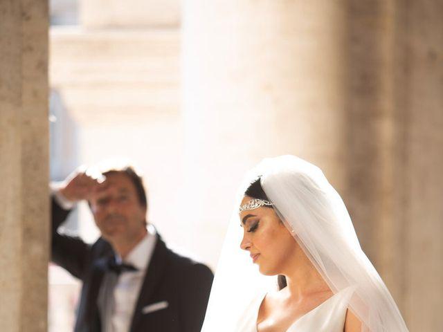 Il matrimonio di Salvatore e Homa a Roma, Roma 22