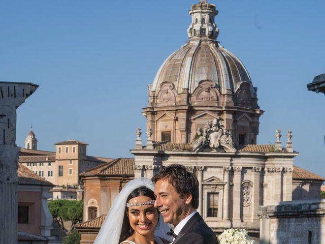 Il matrimonio di Salvatore e Homa a Roma, Roma 27