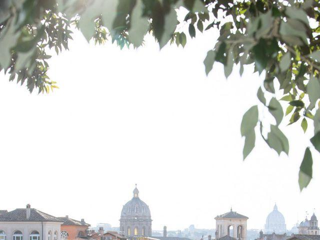 Il matrimonio di Salvatore e Homa a Roma, Roma 32