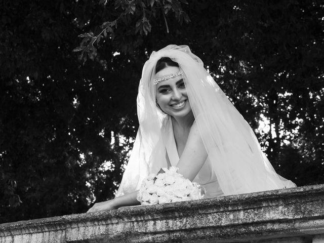 Il matrimonio di Salvatore e Homa a Roma, Roma 34