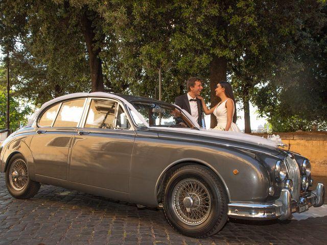 Il matrimonio di Salvatore e Homa a Roma, Roma 36