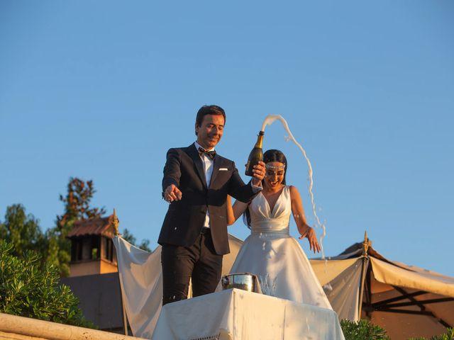 Il matrimonio di Salvatore e Homa a Roma, Roma 46