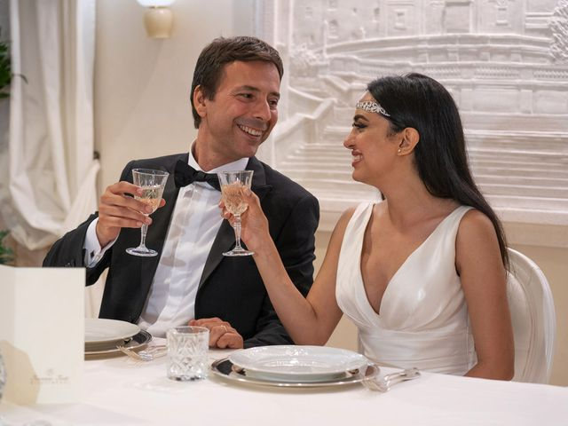 Il matrimonio di Salvatore e Homa a Roma, Roma 47