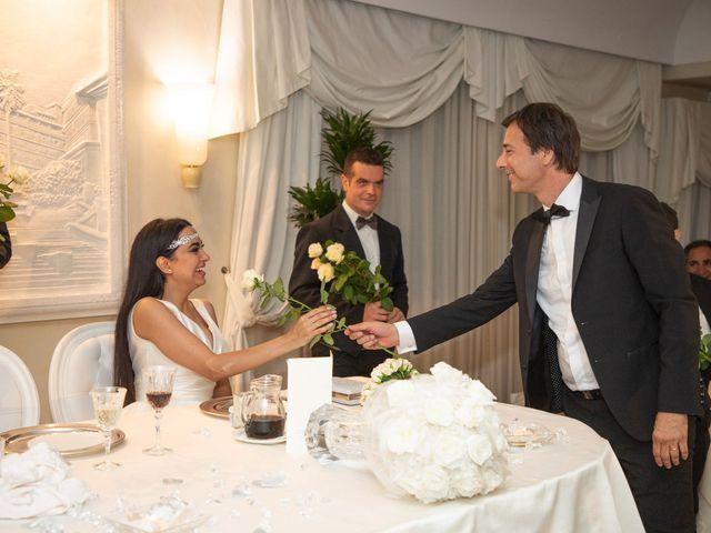 Il matrimonio di Salvatore e Homa a Roma, Roma 49