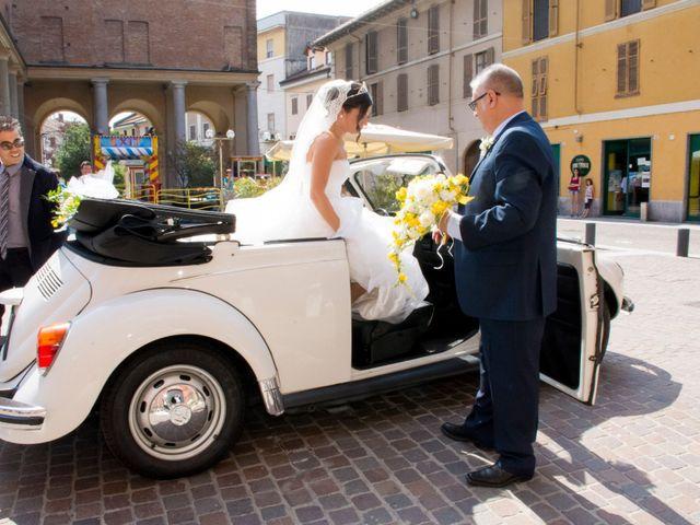 Il matrimonio di Mario e Simona a Mortara, Pavia 15