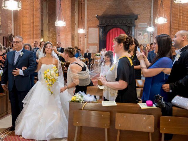 Il matrimonio di Mario e Simona a Mortara, Pavia 17
