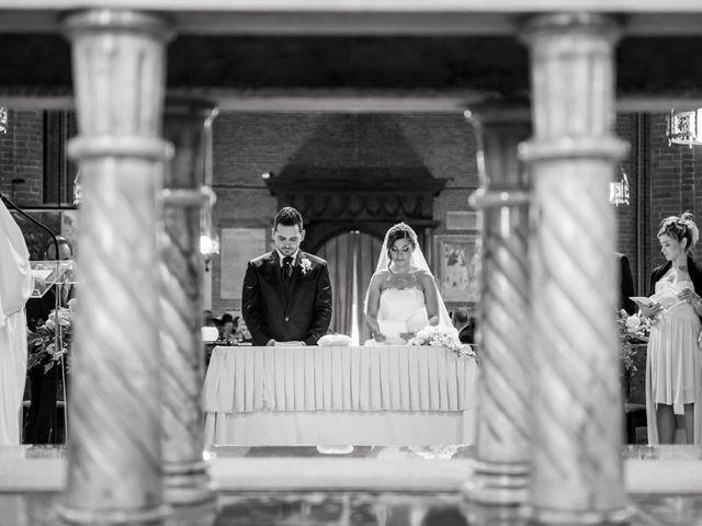 Il matrimonio di Mario e Simona a Mortara, Pavia 18