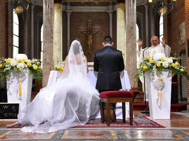 Il matrimonio di Mario e Simona a Mortara, Pavia 19