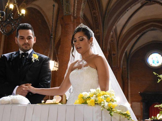 Il matrimonio di Mario e Simona a Mortara, Pavia 20