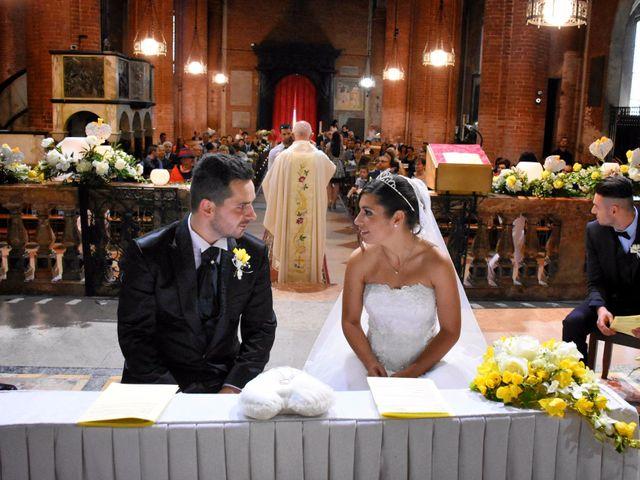 Il matrimonio di Mario e Simona a Mortara, Pavia 23